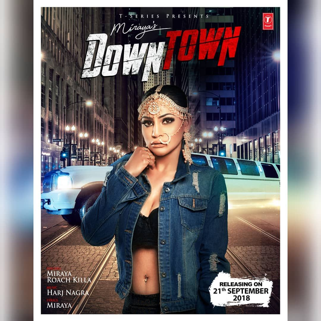 Down Town Miraya song download,Down Town Miraya new song,Miraya song Down  Town download 320kbps raagtune,download Down Town,M… | Town song, New song  download, Songs