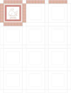 Teddy & Co.: stitch calendar