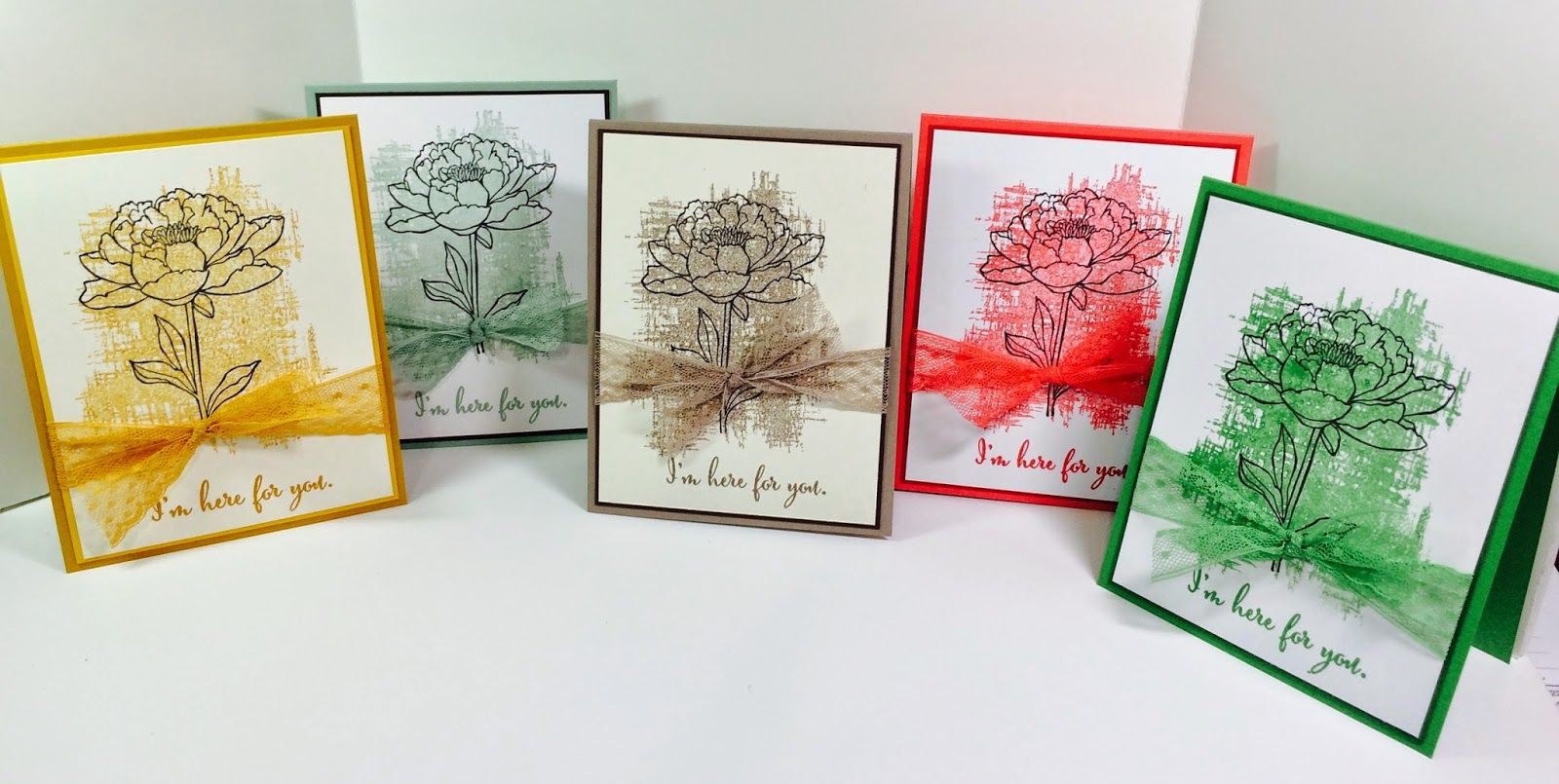 Quick & Easy Stamping (avec images)   Cartes
