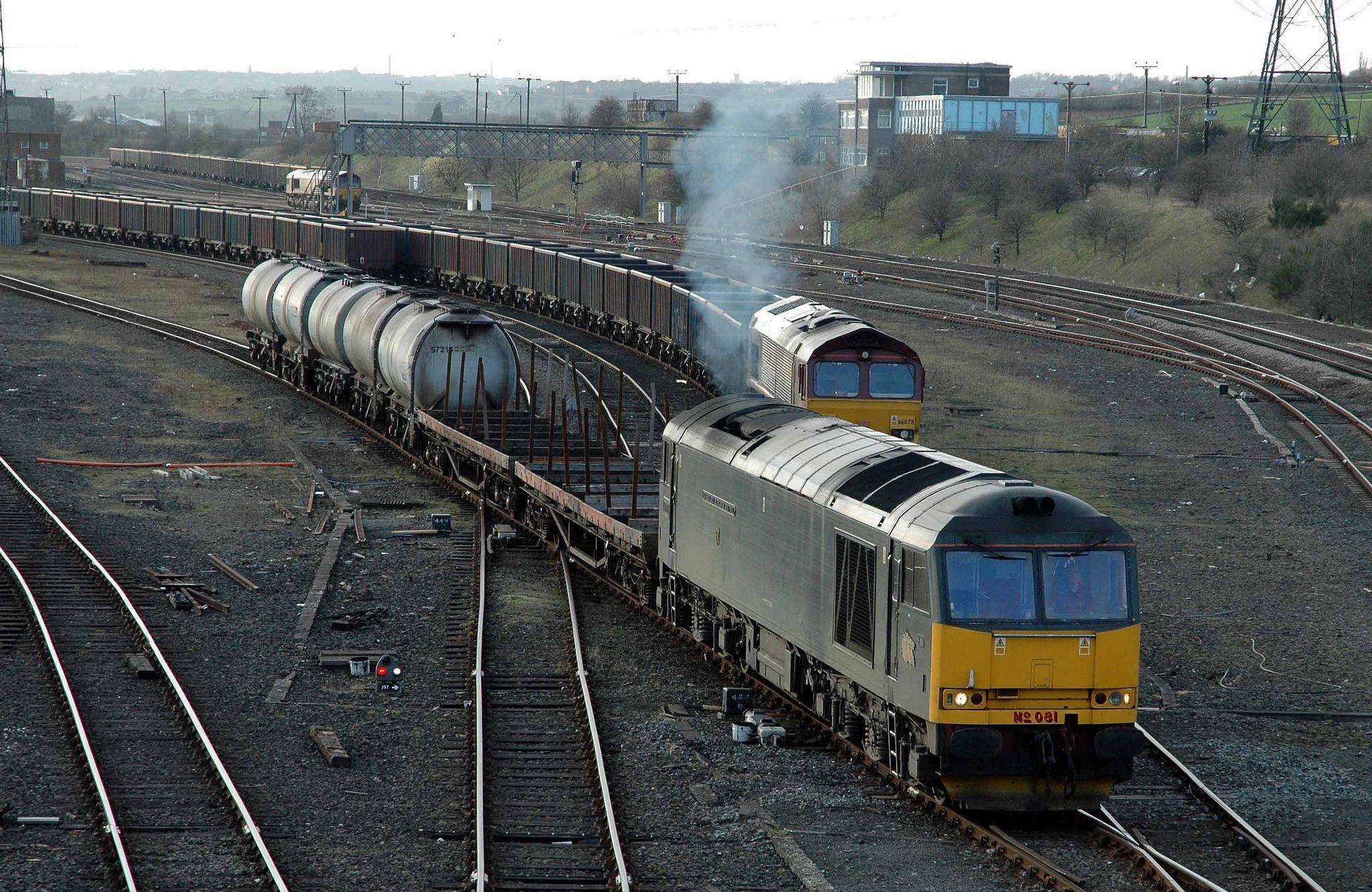 60081 british rail train engines diesel