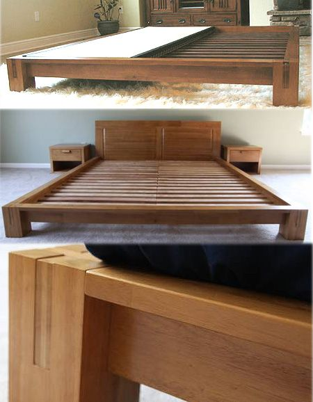 Platform Beds Art Crafts Bed Platform Bed Tatami Bed