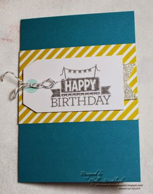 All Stamping World Stampin\u0027 Up! Everyday Occasions Cardmaking Kit - Sample Cards