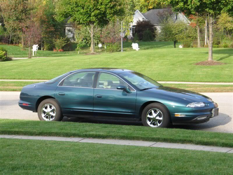 Aurora Sedan Oldsmobile Pinterest Sedans And Cars