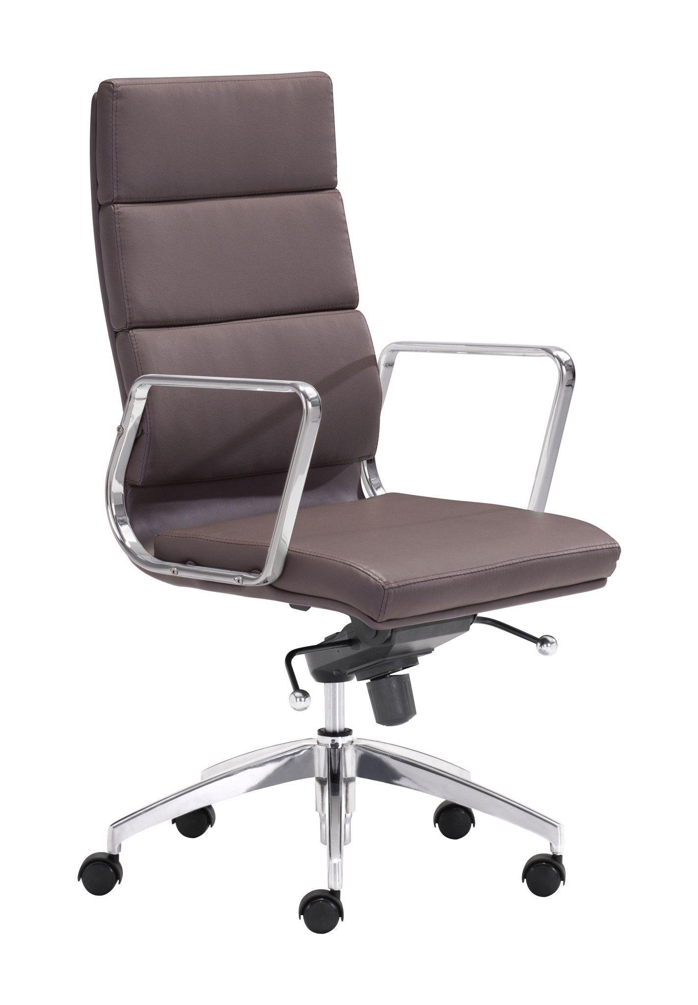 Architect Highback Office Chair | Espresso