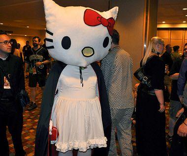 Hello-Kitty-Costmumejpg 380×317 pixels Customs Pinterest - do it yourself halloween costume ideas