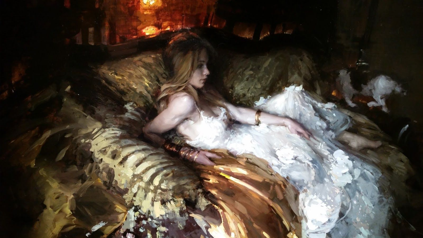 Related image Artist, Portrait painting, Painting