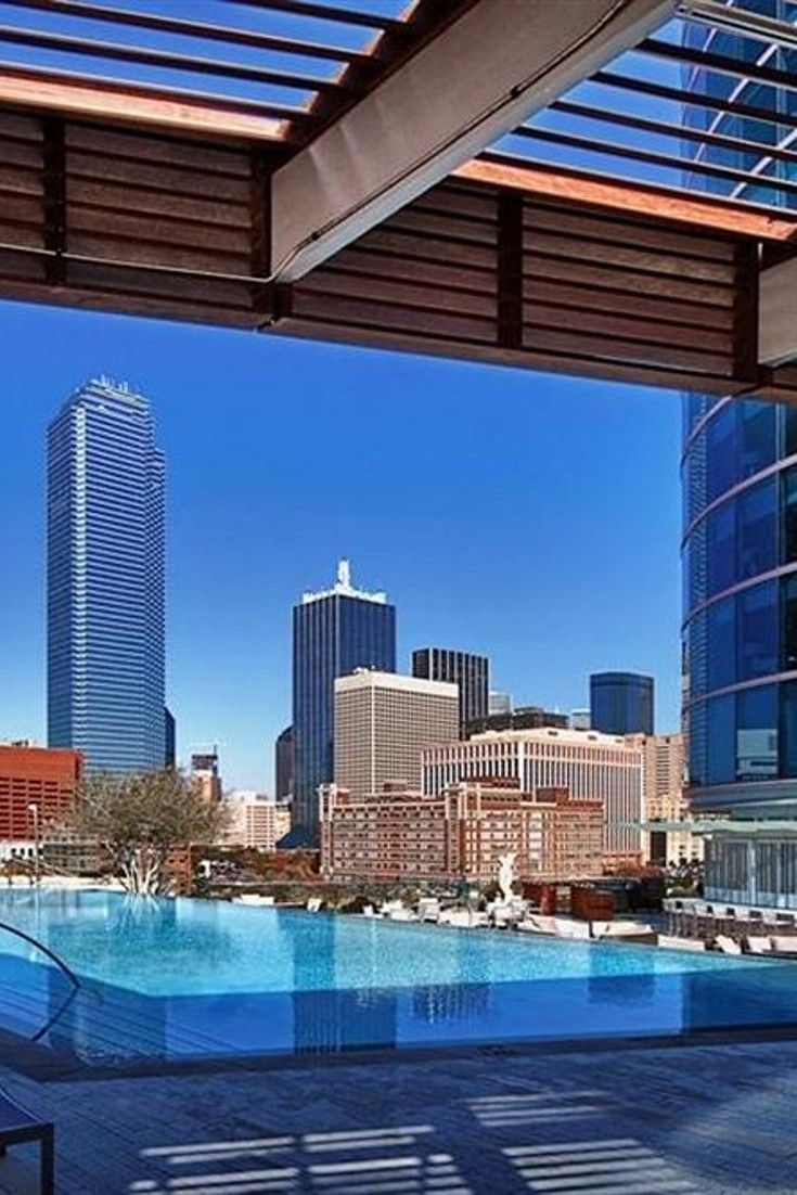 Pin On Cool Hotels In Dallas