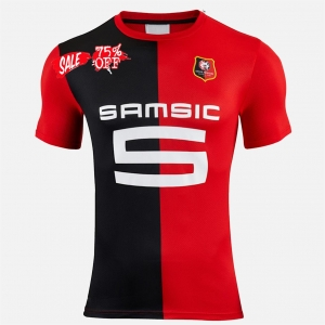factory price f94db 148bd 2019-20 Cheap Jersey Stade Rennais Home Replica Soccer Shirt ...