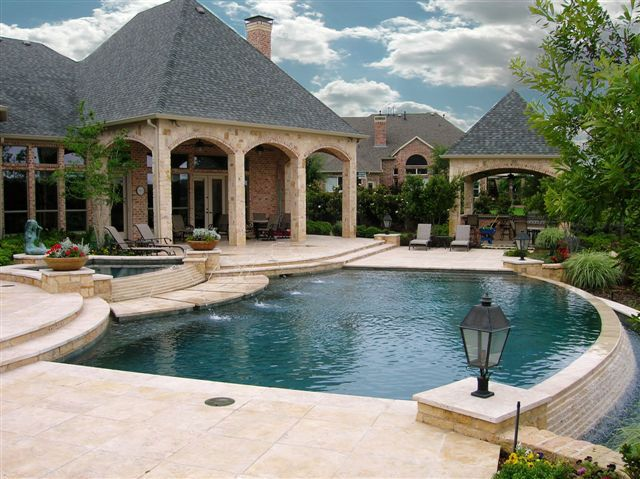 Leisure Living Pools, Frisco, TX Calling For My Own Backyard Get Away