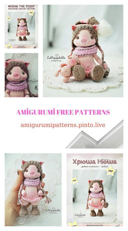 Baby Doll Amigurumi - Free Crochet Pattern - StringyDingDing | 1382x768