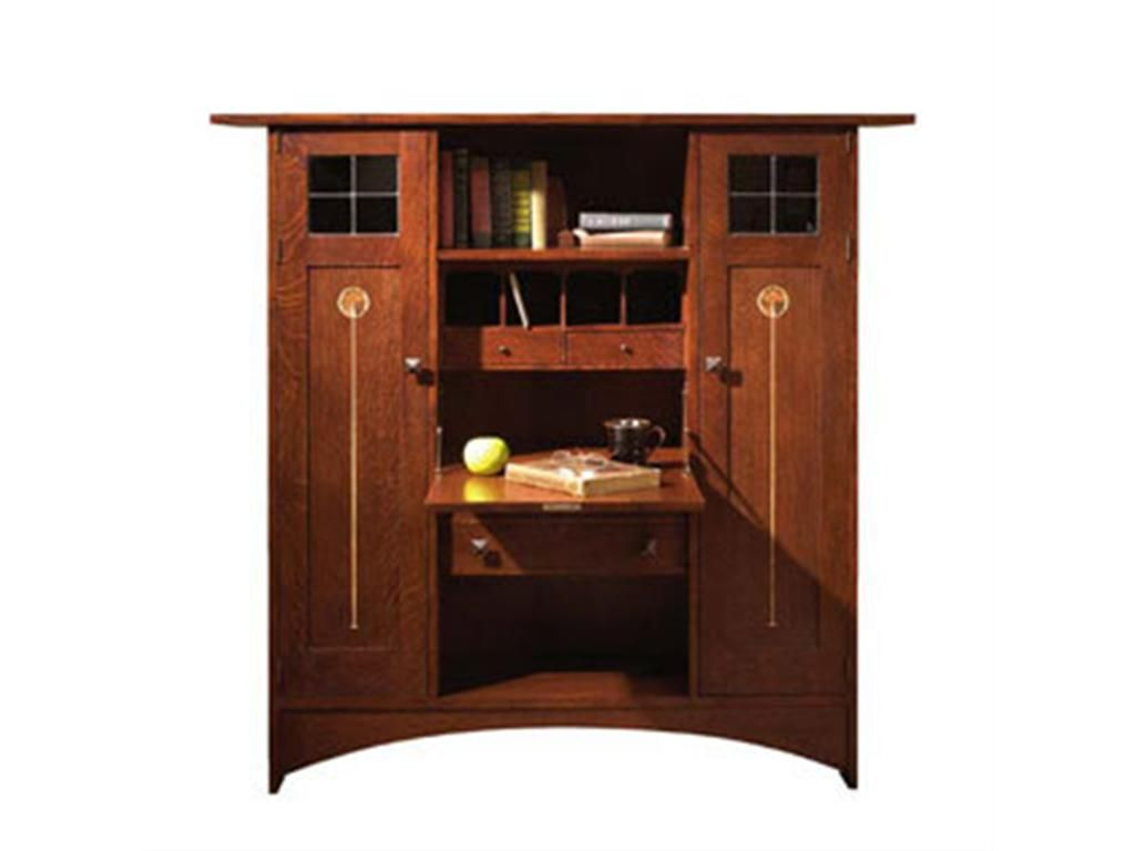 Stickley Home Office Ellis Fall Front Bookcase 89 477 Willis Furniture Virginia Beach Va