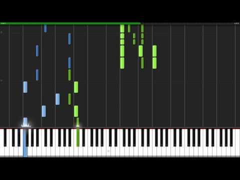 Five Nights At Freddy S Song Piano Tutorial Sheet Music 03
