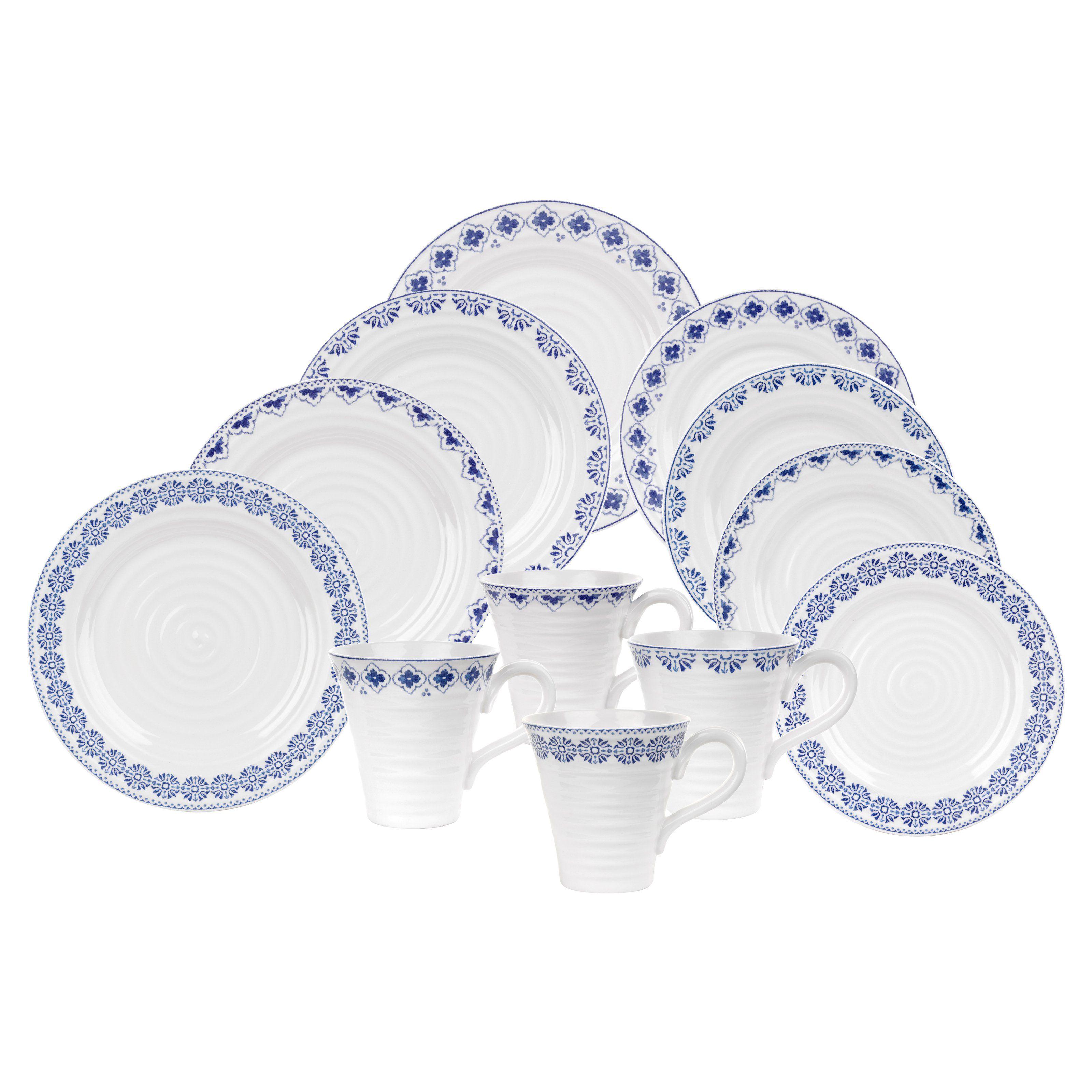 Portmeirion Sophie Conran 12 Piece Dinnerware Set - 597051  sc 1 st  Pinterest & Portmeirion Sophie Conran 12 Piece Dinnerware Set - 597051 ...