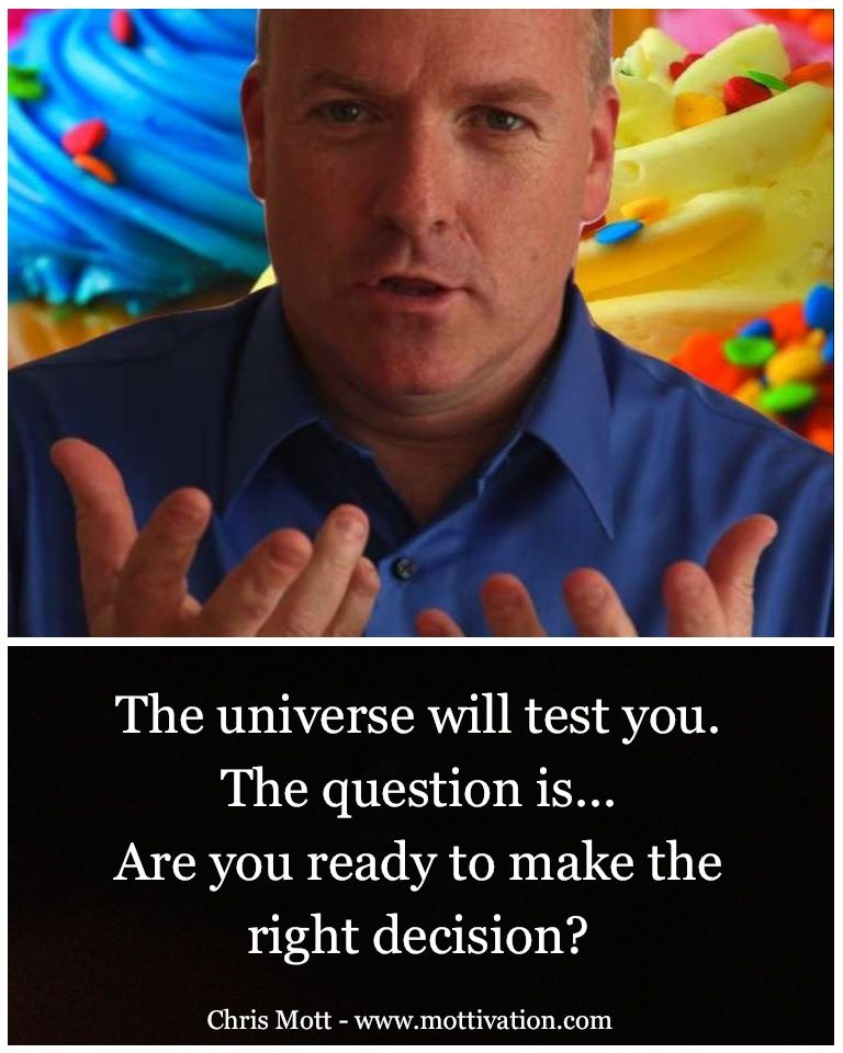 Sprinkles to think about... - Chris Mott - www.mottivation.com