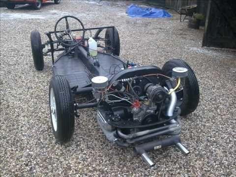 porsche 356 speedster replica chassis building porsche. Black Bedroom Furniture Sets. Home Design Ideas