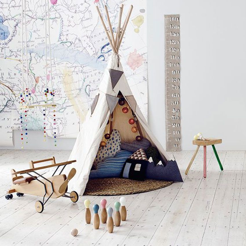 Children S Rooms Elle Decoration Uk Kids Room Kids Decor Kids Playroom