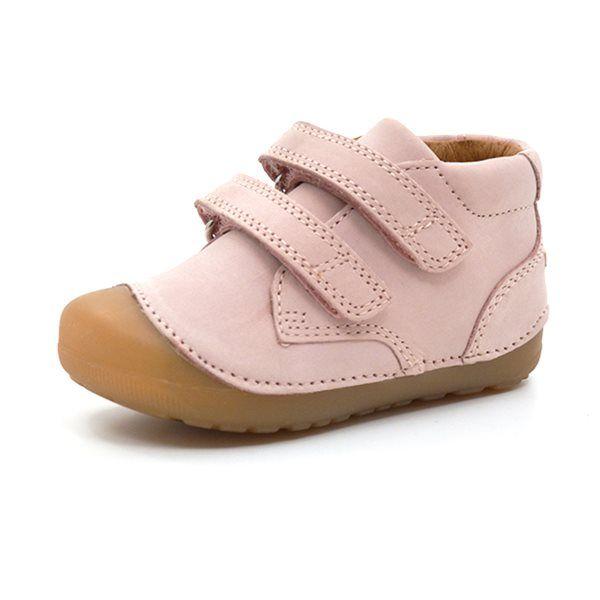 ae8b827f59fb Bundgaard Petit velcro begynder sko gammel rosa
