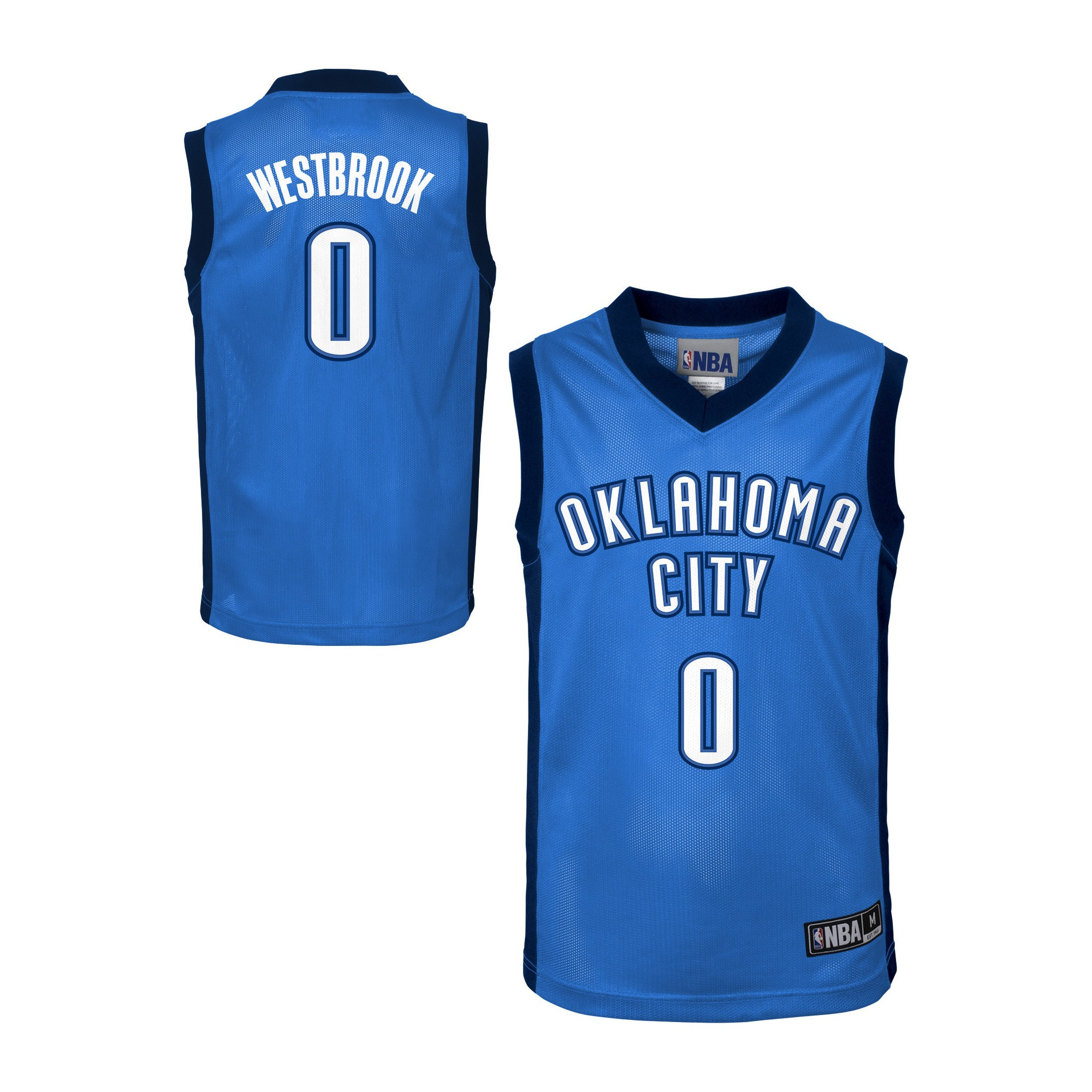 new product fd9e6 57d5d Oklahoma City Thunder Toddler Boys' Russell Westbrook Jersey ...