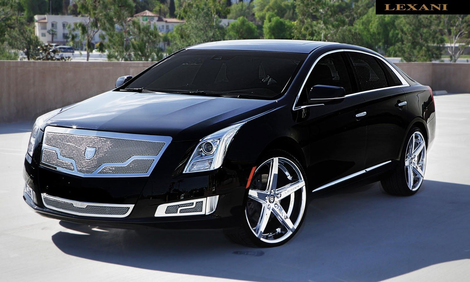2013 Cadillac Xts Luxury Package