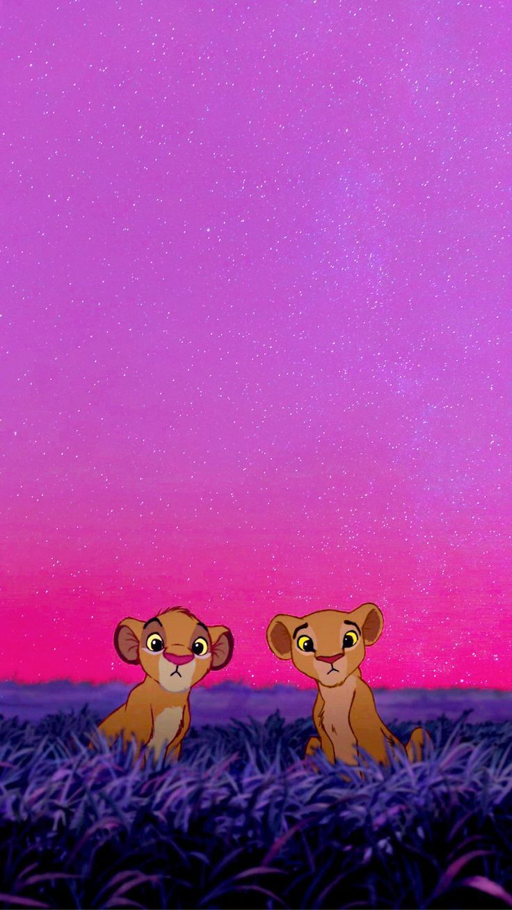 The Lion King background – you can find the rest on my website
