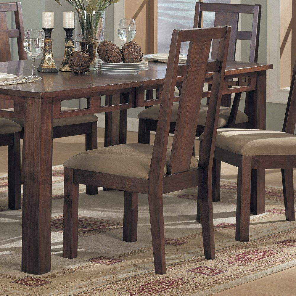 Somerton home enchantment panel back side dining chair