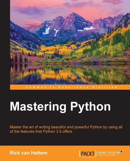 Learn Python with Python eBooks and Videos from Packt