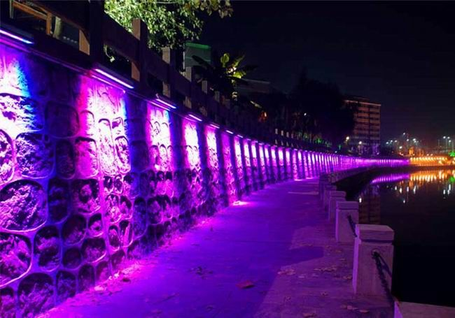 Enhancing And Exciting Array Of Interior And Exterior Design With The Wall Wash Led Lights Landscape Lighting Design Led Lights Interior Led Lights