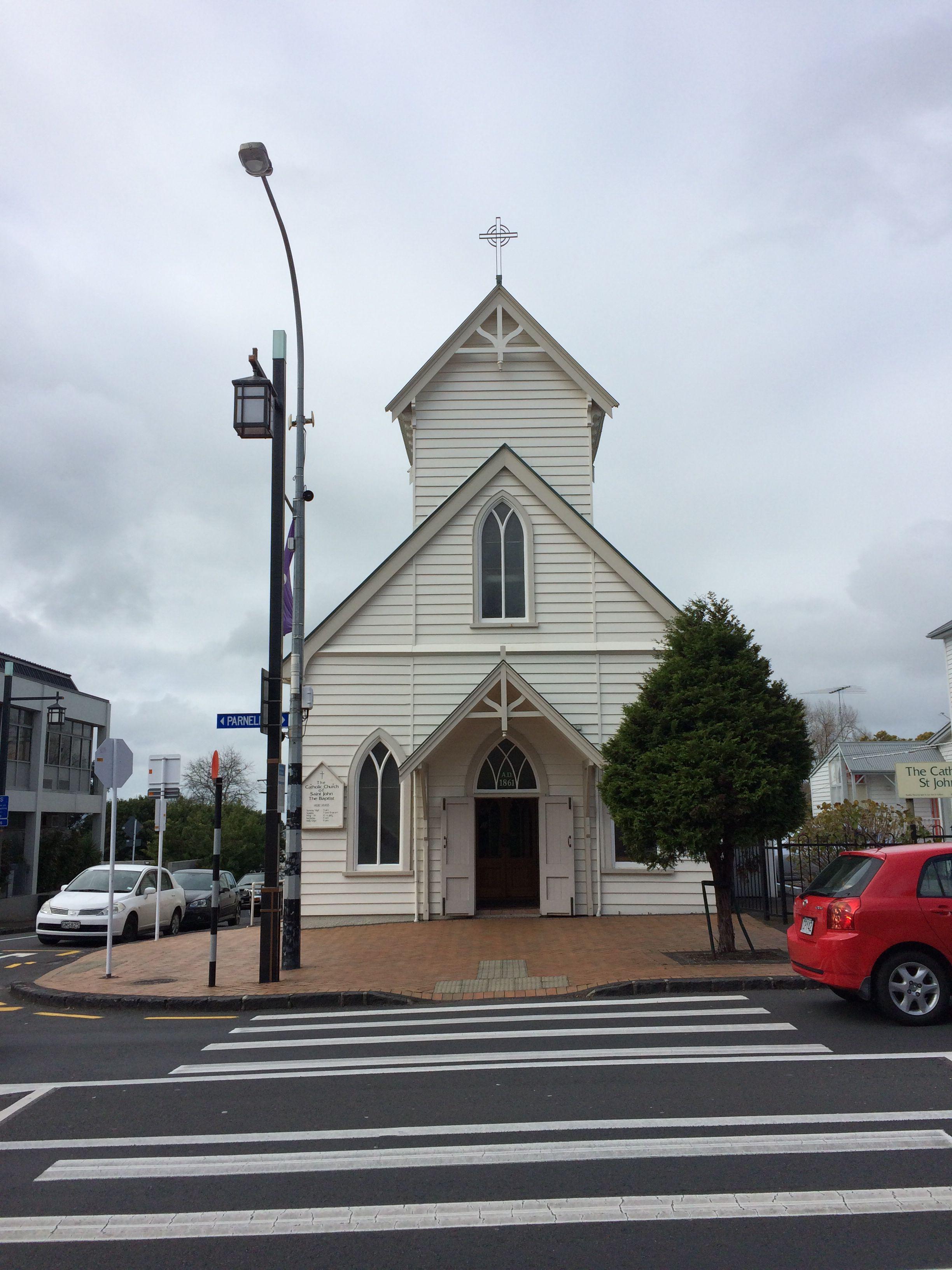 Parnell Church, Auckland