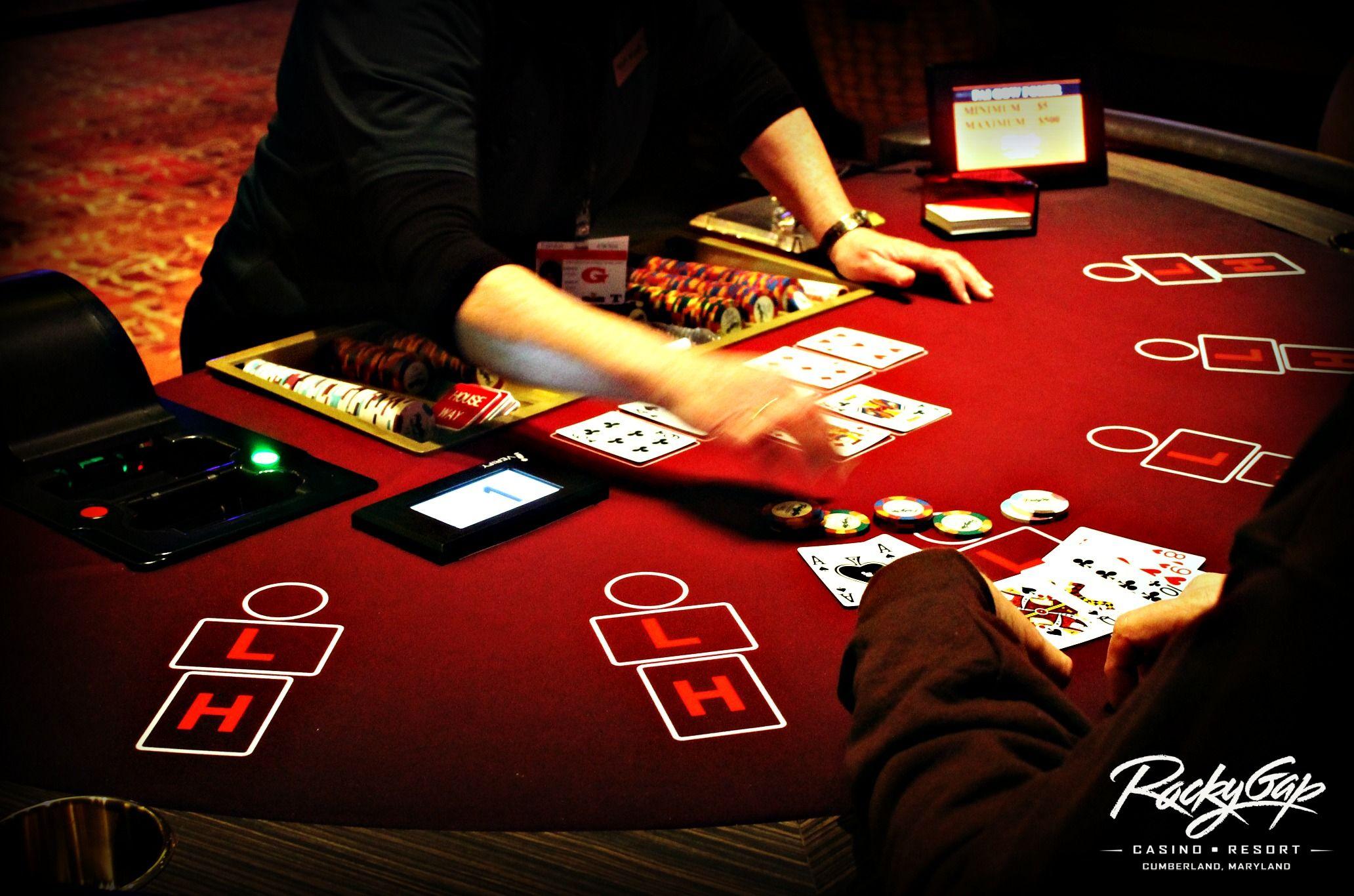 New! Pai Gow Poker! Casino resort, Pai gow poker, Casino