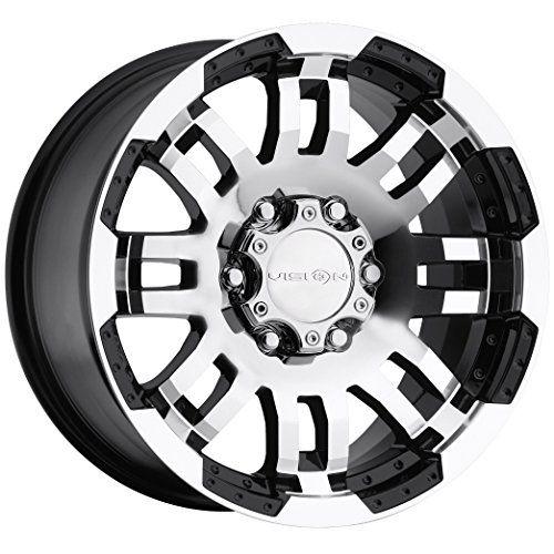 vision warrior 375 gloss black machined face wheel 16x8 5x127mm Ford 2004 Yukon vision warrior 375 gloss black machined face wheel 16x8 5x127mm