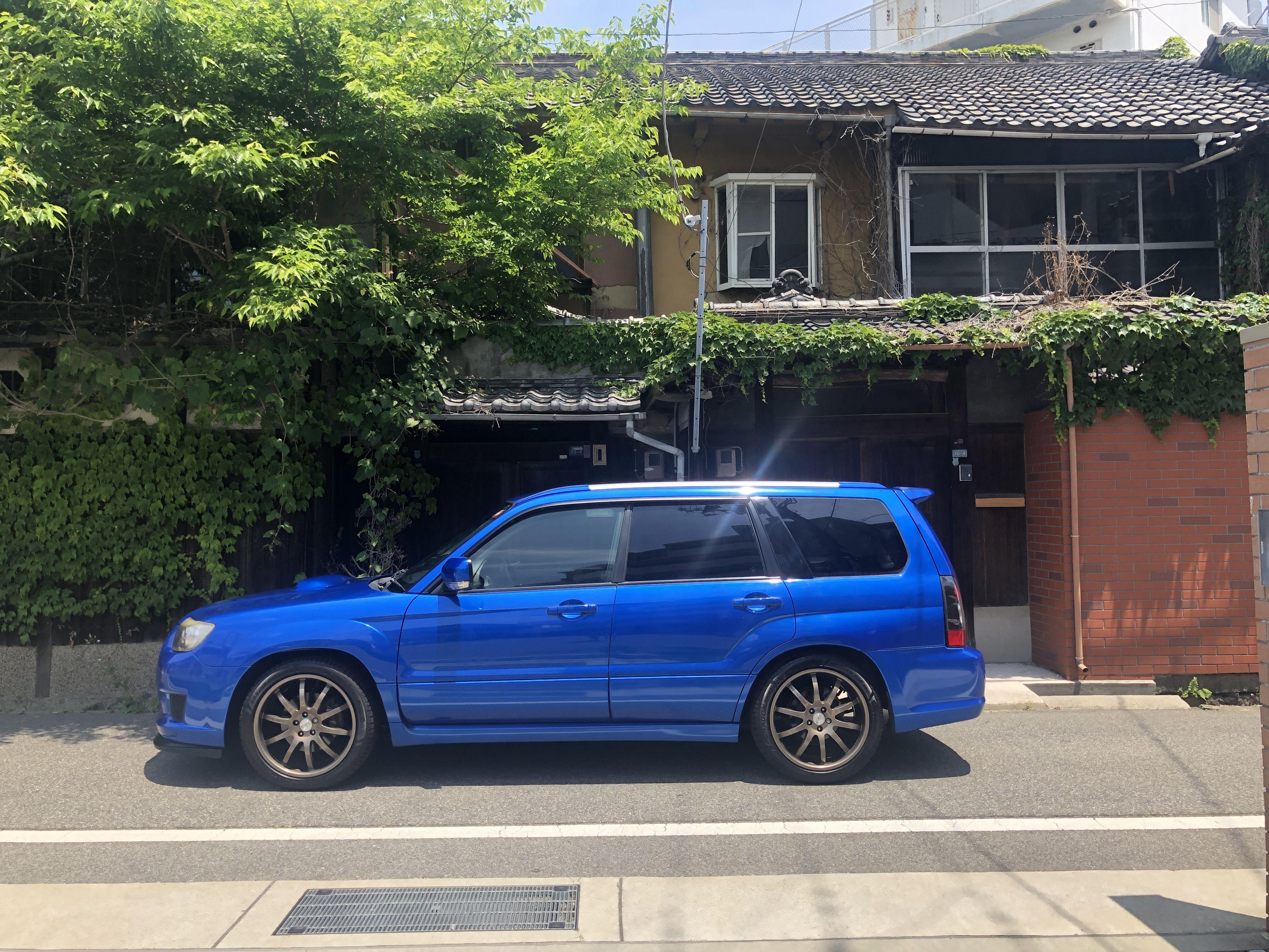 Subaru Forester Cross Sports S Edition【2020】