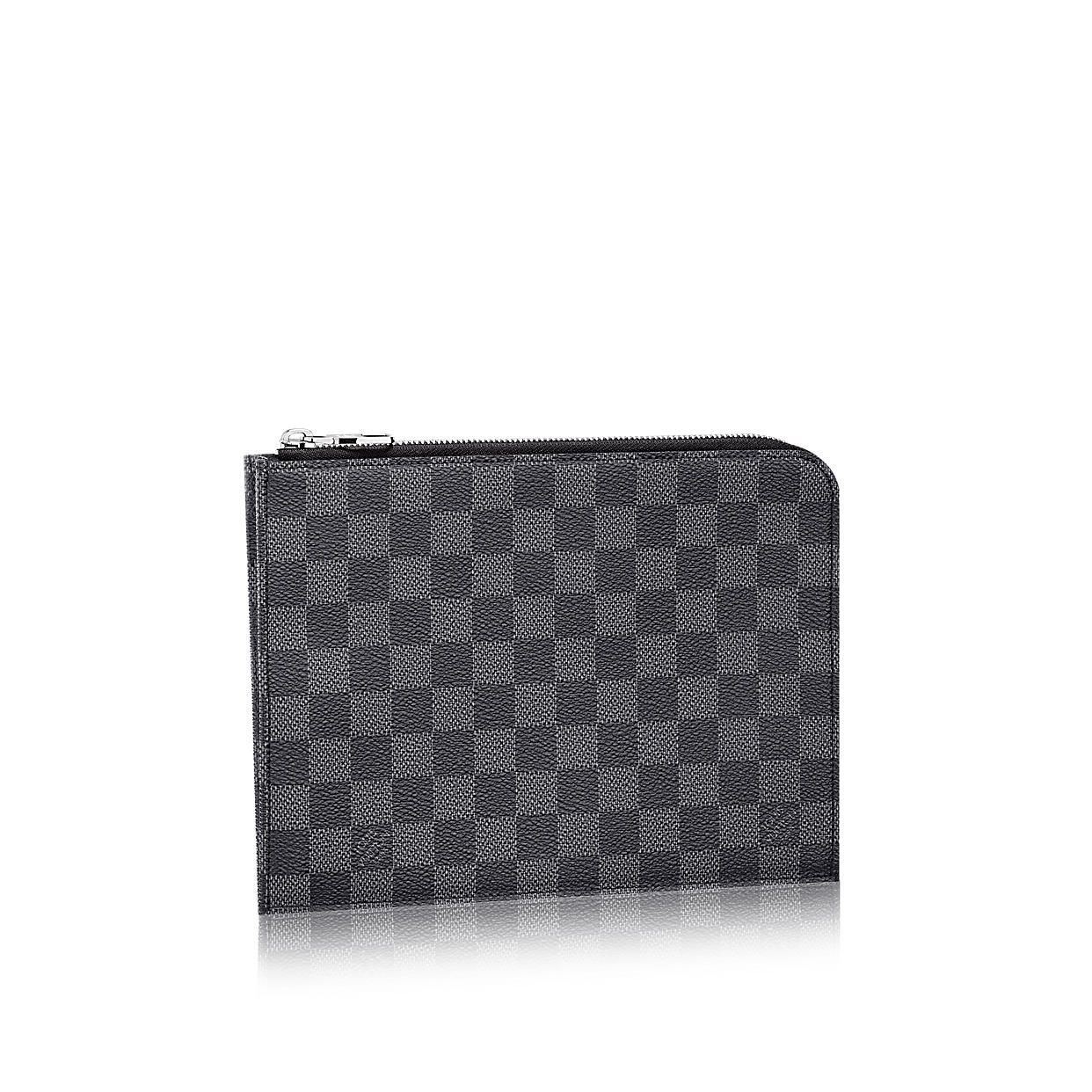 1ad5b9da Pochette Jour PM Damier Graphite Canvas in MEN's BAGS collections by ...