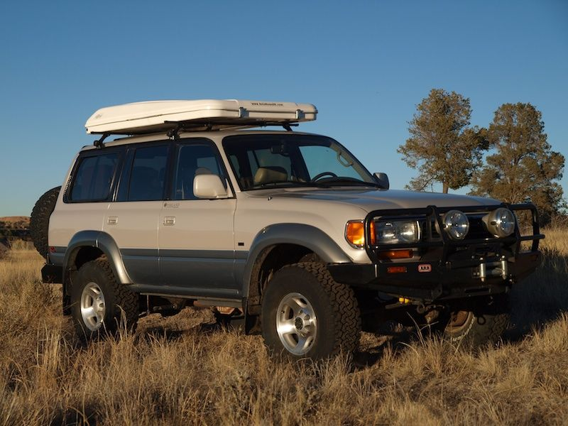 The Ten Best Used Vehicles For Exploring The World Bug Out Vehicle Overland Vehicles Land Cruiser