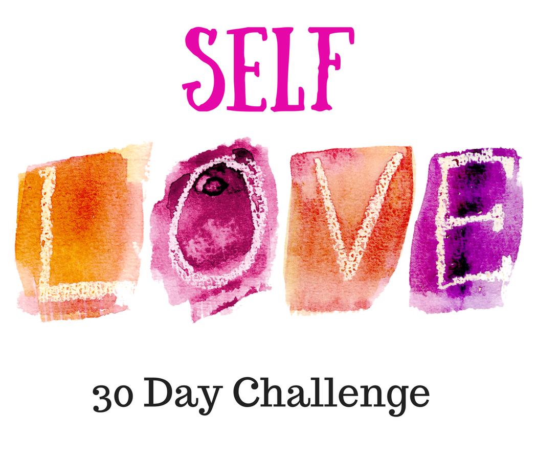 Self Love 30 Day Challenge