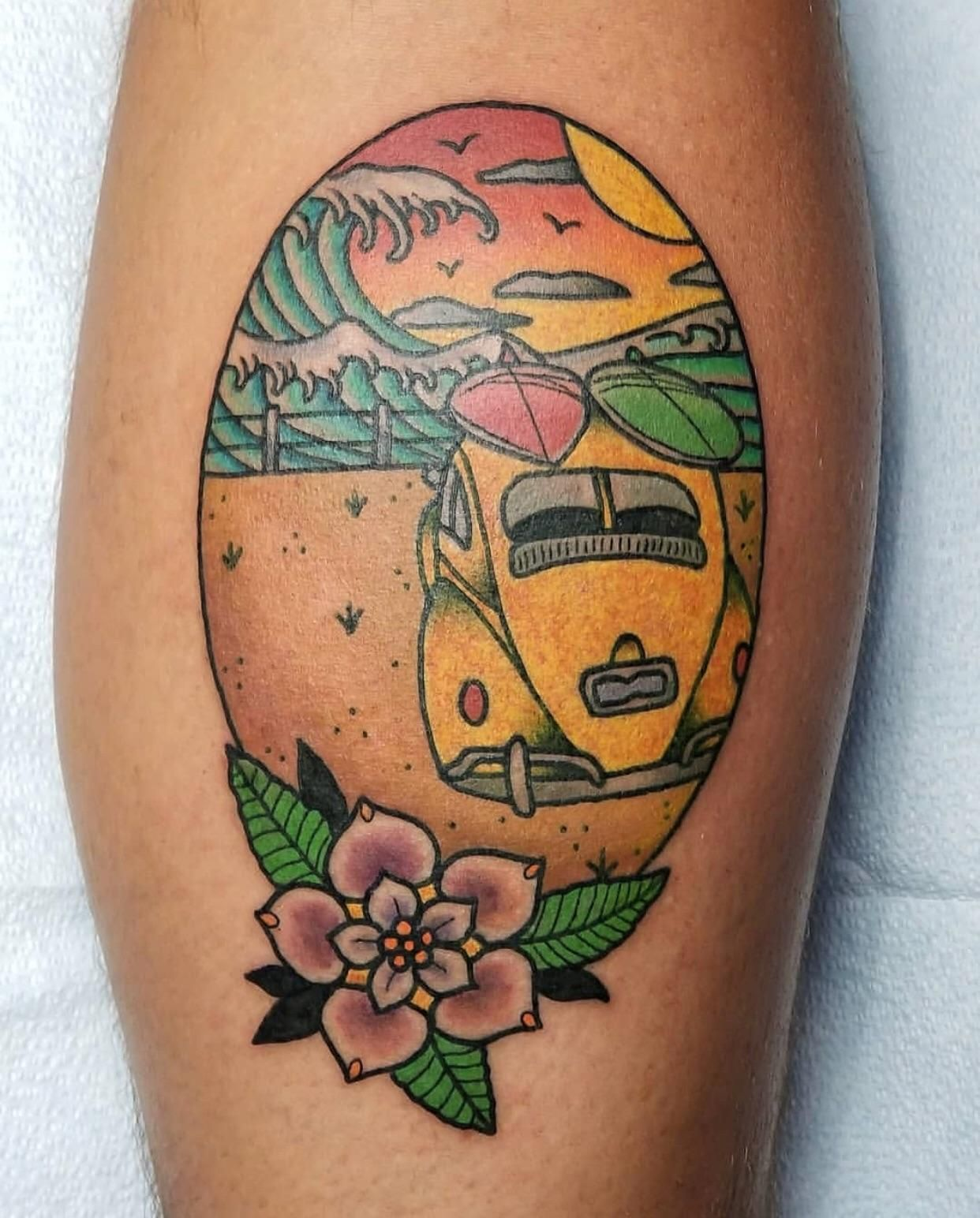 49+ Awesome Endless summer tattoo ink master image ideas
