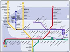 Mapa De Metro Valencia.Mapa Del Metro De Valencia Subway Map Metro Map Tourist