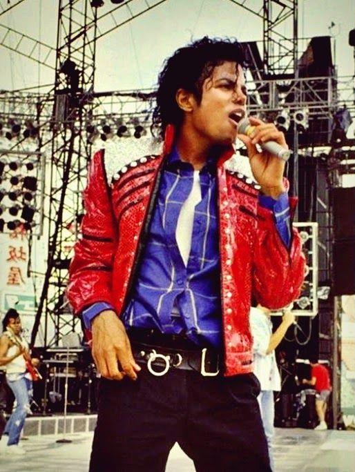 Cartas para Michael: Os ensaios para a Bad Tour