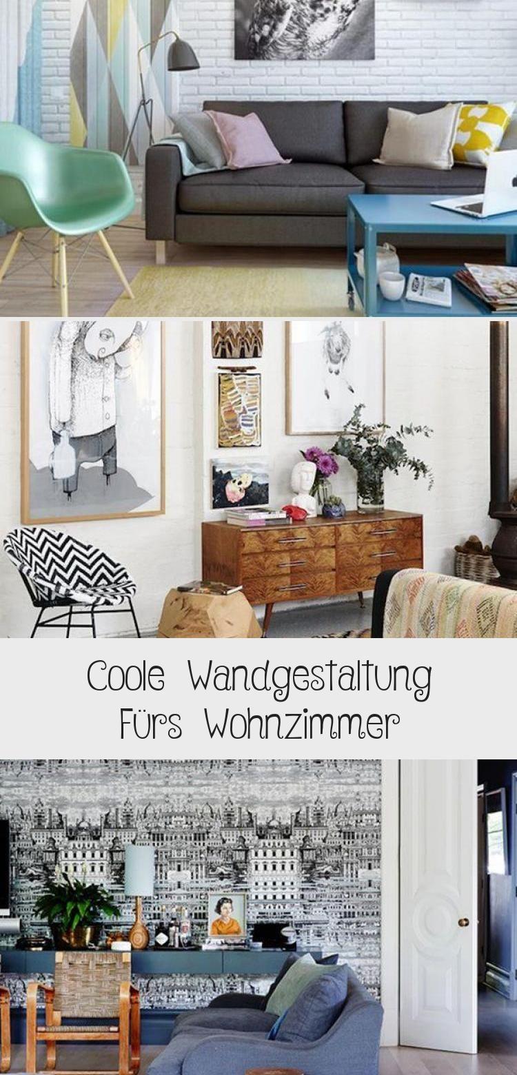 Wohnzimmer-Ideen-Wandgestaltung-Dekoration-Interior-Design