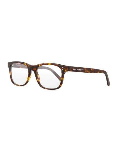 e33d0d966dc1 BURBERRY Square Optical Frames, Brown. #burberry # | Burberry ...