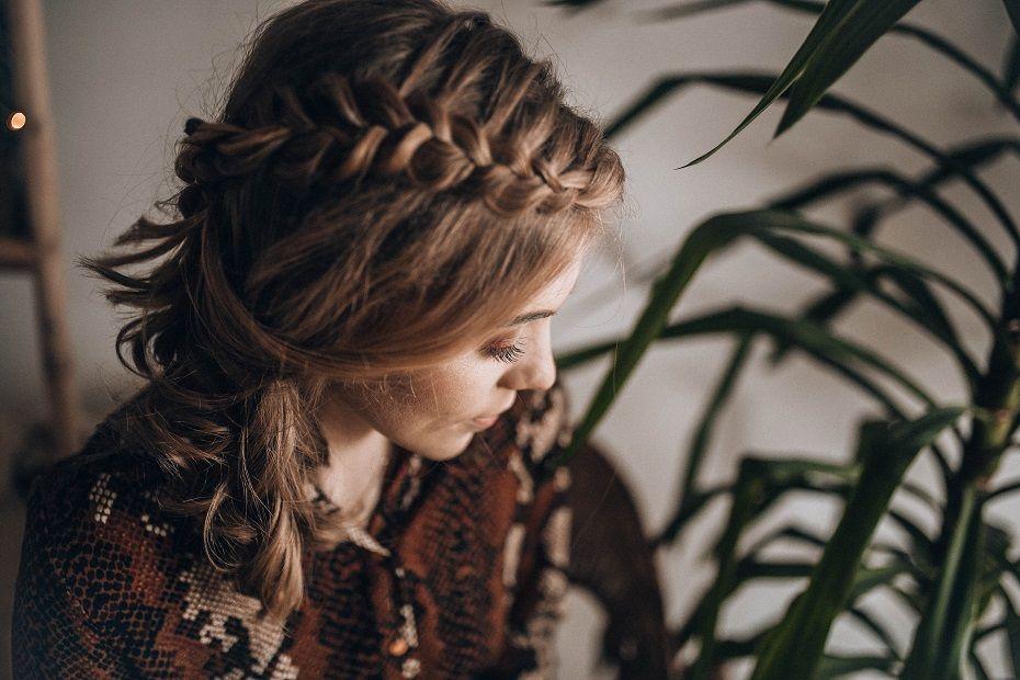 Propozycja Walentynkowej Stylizacji Fryzury I Makijazu Rozalia Hair Beauty Dreadlocks