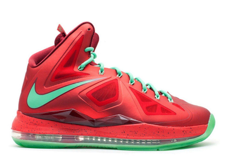 LEBRON 10 CHRISTMAS XMAS   Nike, Lebron