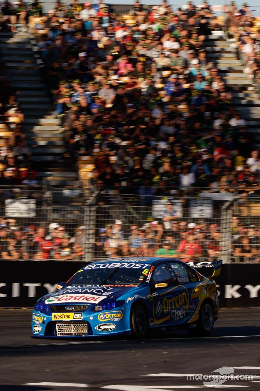 V8Supercars Hamilton City Streets V8 supercars australia