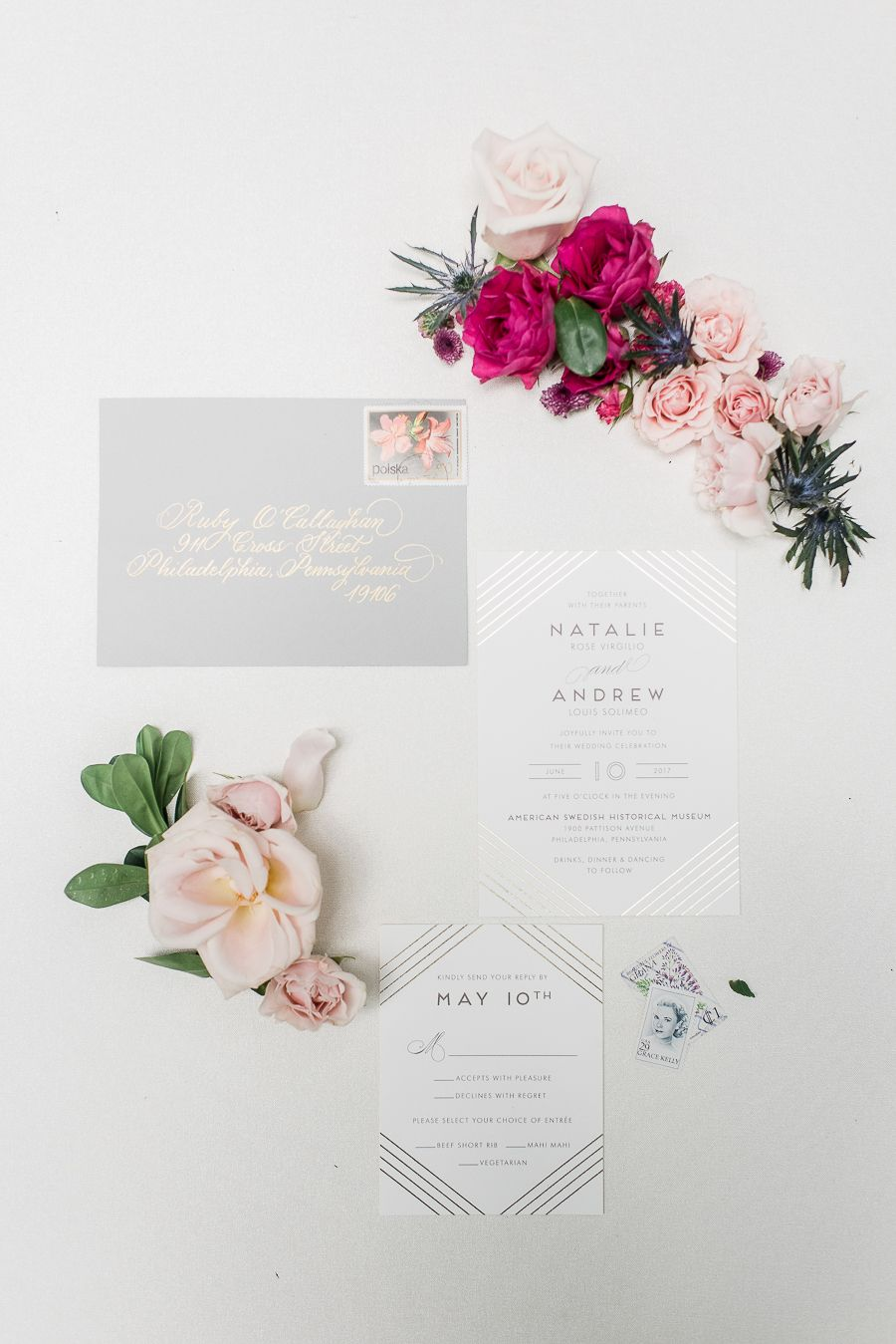 Personal meaning makes every wedding prettier weddings invitation
