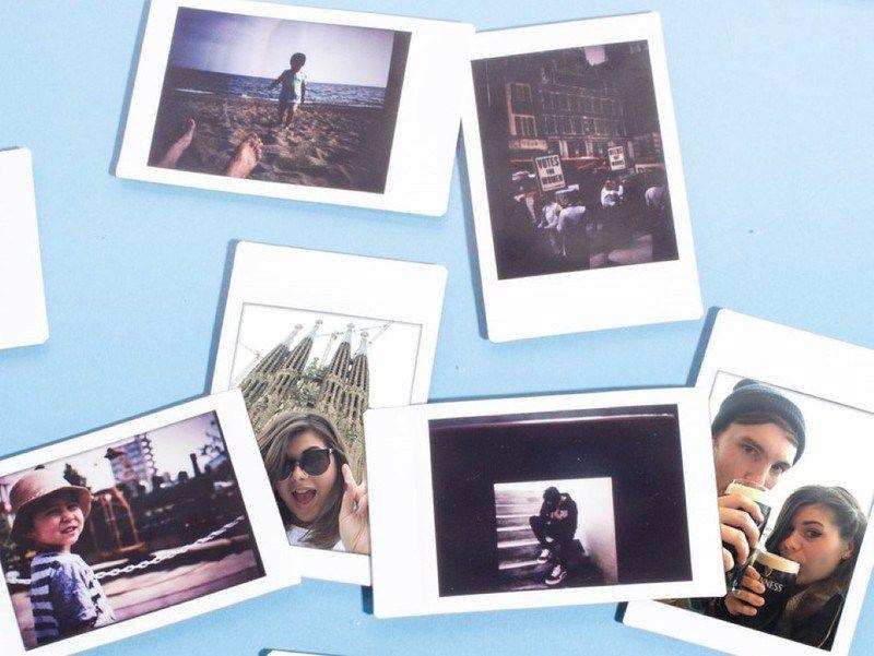 ¿Cuántas fotografías te has tomado este mes? ¿5, 10… más
