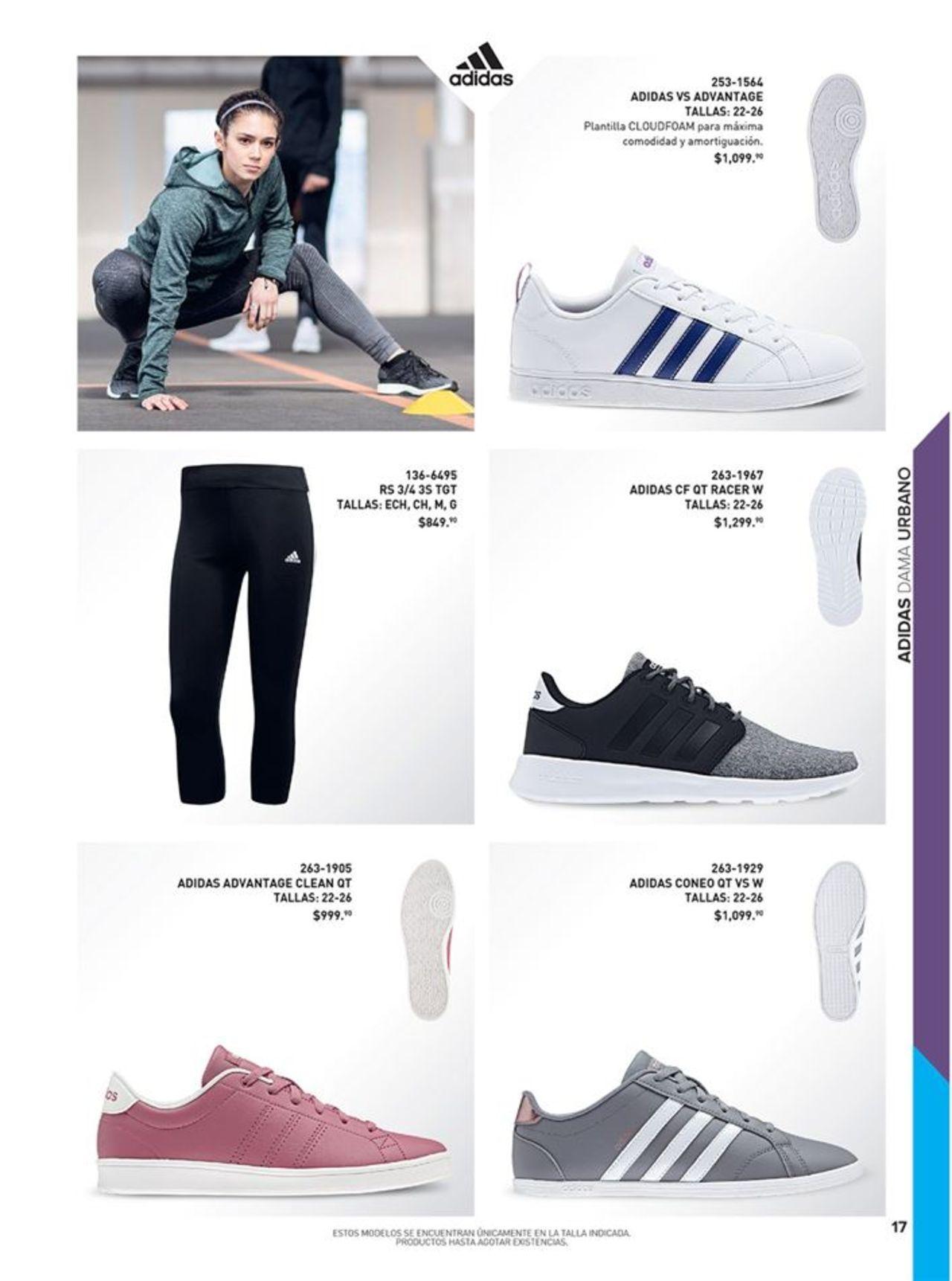 fcea4944da67c7 Andrea - Catálogo - Adidas válido desde el 28/10/2018 número de página 17