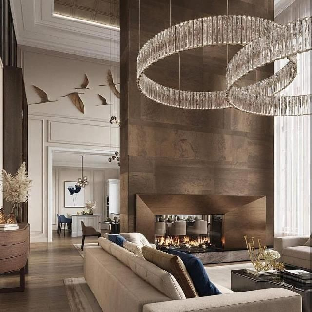 Today Inspiration - Ideas & Trends | For Free Consulation : info@luxurious-studio.com | 966548005766  @mika_it designed this incredible #livingroomproject and we are completely in love with it. What are your thoughts? #CovetHouse #egorova_marina #domoff_group #livingroomdesign #livingroomideas #livingroominspo #livingspace #homeinteriors #myhomestyle #luxuryinteriors #luxurydecor #architecturaldetail #interior_delux #interiordesignlovers #homedecor #homeinterior #interiordesign #livingroomdecor