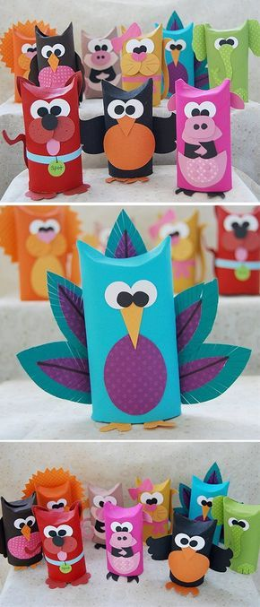 15 Amazing Diy Paper Crafts Tutorials For Your Kids Childrens
