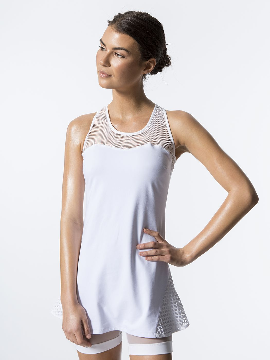 b95e1c94d4 Antigravity Dress Dresse in White by Michi from Carbon38 ...