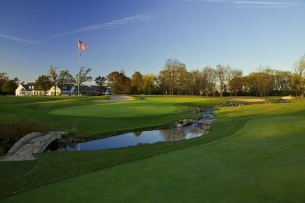 Conway Farms Gc Lake Forest Il Lake County Golf Courses