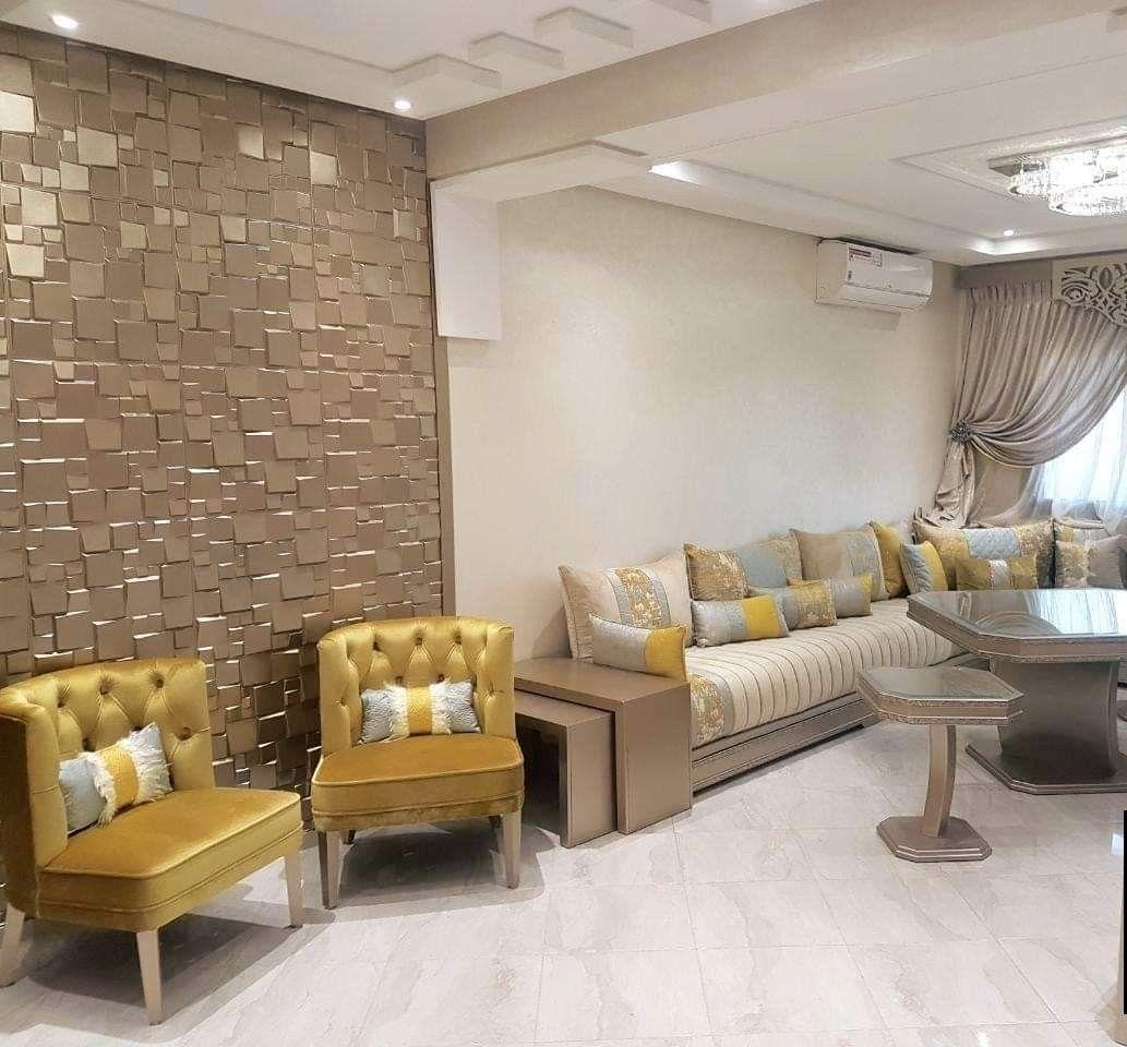 Epingle Par Ihsane Sur House Avec Images Salon Marocain Salon Marocain Design Decoration Salon Marocain Moderne